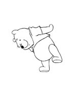 Winnie pooh da colorare 282
