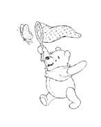 Winnie pooh da colorare 296