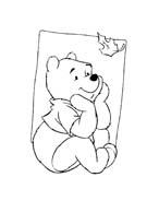 Winnie pooh da colorare 300