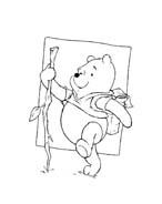 Winnie pooh da colorare 301