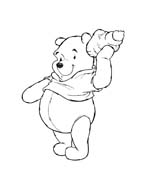 Winnie pooh da colorare 303