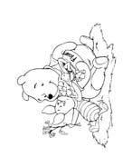 Winnie pooh da colorare 305