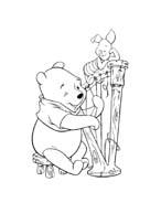 Winnie pooh da colorare 309