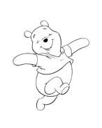 Winnie pooh da colorare 315