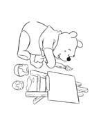 Winnie pooh da colorare 321