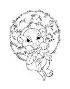 Winnie pooh da colorare 322