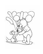 Winnie pooh da colorare 325