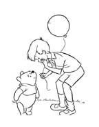Winnie pooh da colorare 327