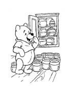 Winnie pooh da colorare 336