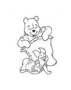 Winnie pooh da colorare 340