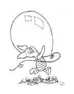 Winnie pooh da colorare 344