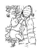 Winnie pooh da colorare 348
