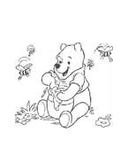 Winnie pooh da colorare 352