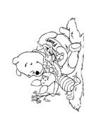 Winnie pooh da colorare 355