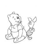 Winnie pooh da colorare 361
