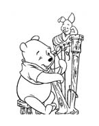 Winnie pooh da colorare 362