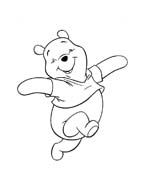 Winnie pooh da colorare 363