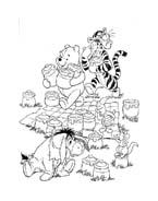 Winnie pooh da colorare 369