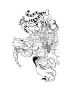 Winnie pooh da colorare 371