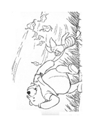 Winnie pooh da colorare 375
