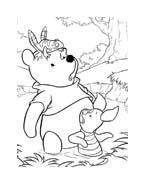 Winnie pooh da colorare 382