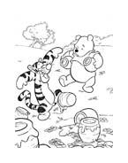 Winnie pooh da colorare 384