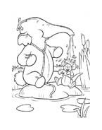 Winnie pooh da colorare 387