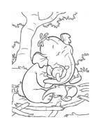 Winnie pooh da colorare 390