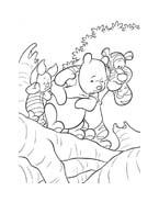 Winnie pooh da colorare 391