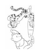 Winnie pooh da colorare 394