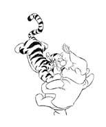 Winnie pooh da colorare 395