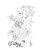 Winnie pooh da colorare 409