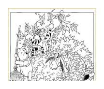 Winnie pooh da colorare 420