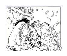 Winnie pooh da colorare 421