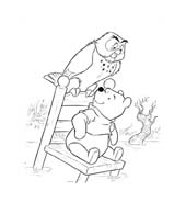 Winnie pooh da colorare 429