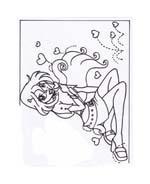 Winx da colorare 94