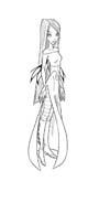 Witch da colorare 9