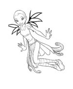 Witch da colorare 10