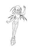 Witch da colorare 11