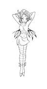 Witch da colorare 14