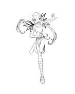 Witch da colorare 29