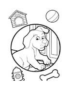 Wonder Pets da colorare 8