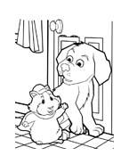 Wonder Pets da colorare 22