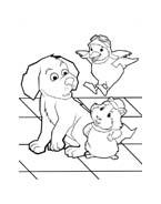 Wonder Pets da colorare 42