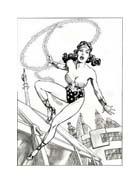 Wonder woman da colorare 40