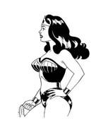 Wonder woman da colorare 52