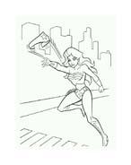 Wonder woman da colorare 70