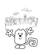 Wow! Wow! Wubbzy! da colorare 3