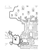 Wow! Wow! Wubbzy! da colorare 20