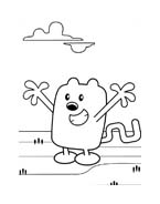 Wow! Wow! Wubbzy! da colorare 21